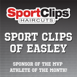 Sport Clips MVP of the Month – May