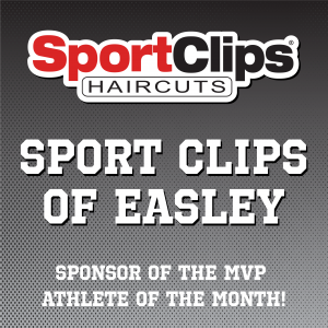 Sport Clips MVP of the Month – March
