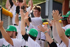 Photo Gallery – Varsity baseball vs Woodmont 4/11