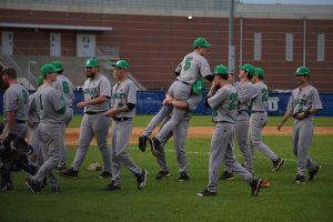 Photo Gallery Varsity Baseball vs Woodmont 4/12