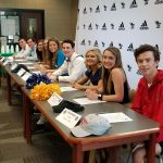 Spring Signing Ceremony