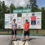 Boyles and Fox  to compete in State Track Meet