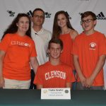 Boyles Signs with Clemson