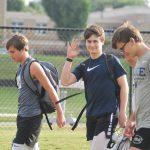 JV FOOTBALL: 7 on 7 at Spartanburg High