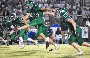 Photo Gallery – Easley beats Pickens 31-14