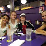 Girls Varsity Tennis falls to Seneca 6 – 1