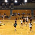Girls Varsity Volleyball beats Laurens District 55 2 – 0