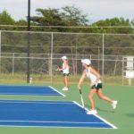 Girls Varsity Tennis falls to J L Mann 7 – 0