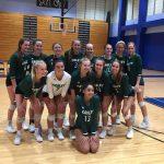 Girls Varsity Volleyball beats Woodmont 3 – 0