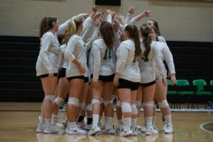 Photo Gallery: Volleyball vs Westside