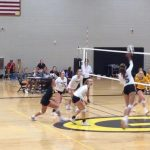 Girls Varsity Volleyball beats Greenwood 3 – 0