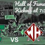 """Easley vs Wade Hampton """"Hall of Fame Night"""""""