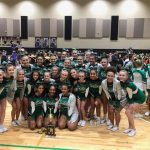 Competition Cheer wins Region Title