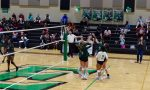 Girls Varsity Volleyball beats Walhalla 3 – 0