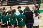Girls Varsity Volleyball beats Walhalla 3 – 0
