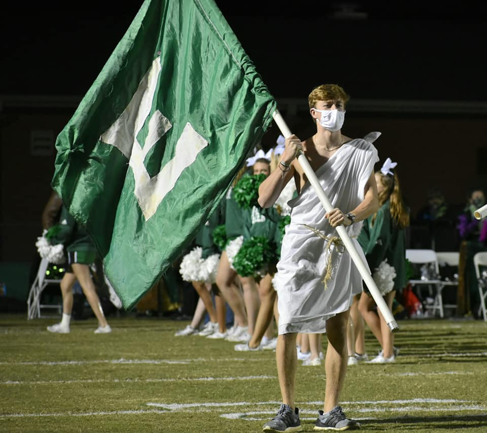 Photo Gallery – Varsity Football vs Daniel 10/16
