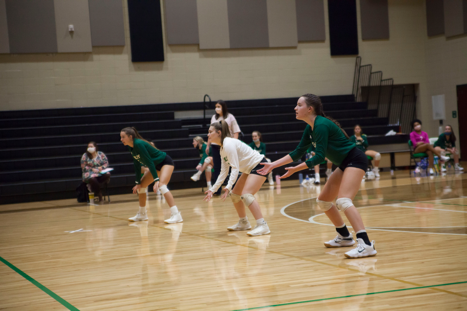 Volleyball vs Travelers Rest 10/8