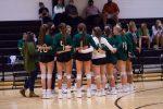 Varsity Volleyball vs Pendleton 10/19