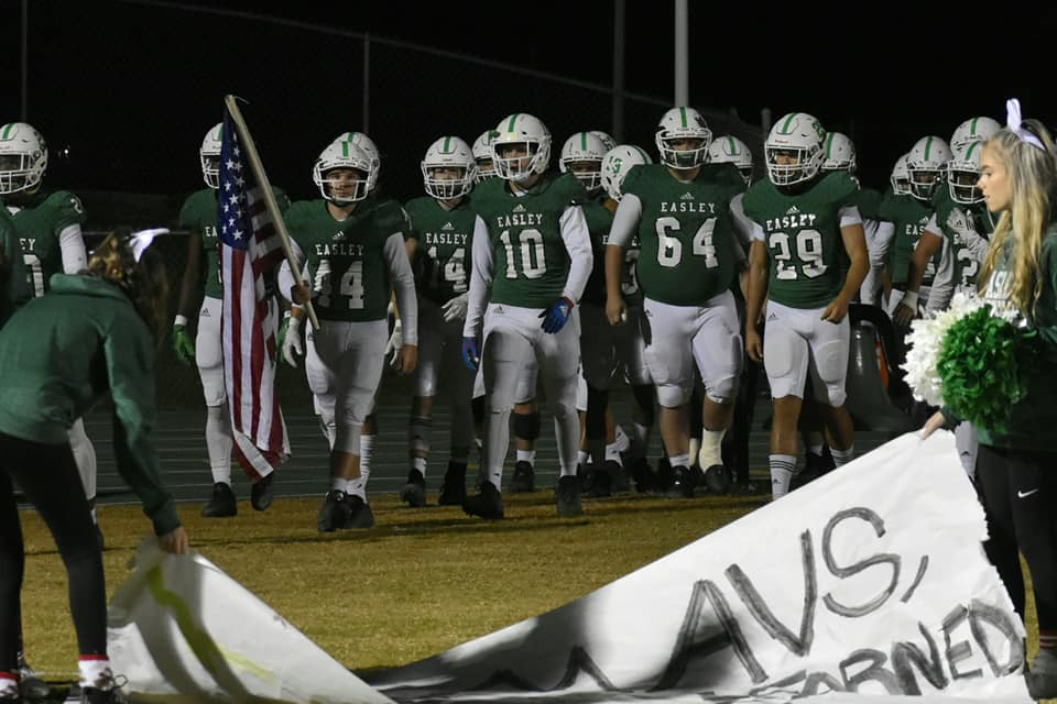 Photo Gallery – Easley vs Mauldin 11/6