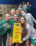 Girls Junior Varsity Basketball beats Pickens 33 – 17