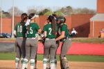 Varsity Softball beats Powdersville 9 – 0