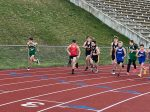 Green Wave Boys Track & Field win Five Team Meet