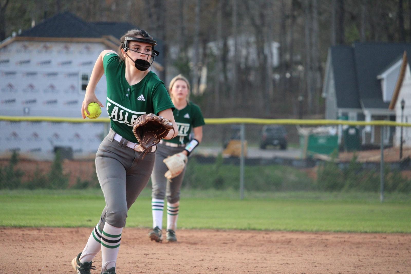 PHOTO GALLERY: Varsity Softball vs TR