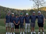 Boys Varsity Golf finishes 1st place at Pickens High School