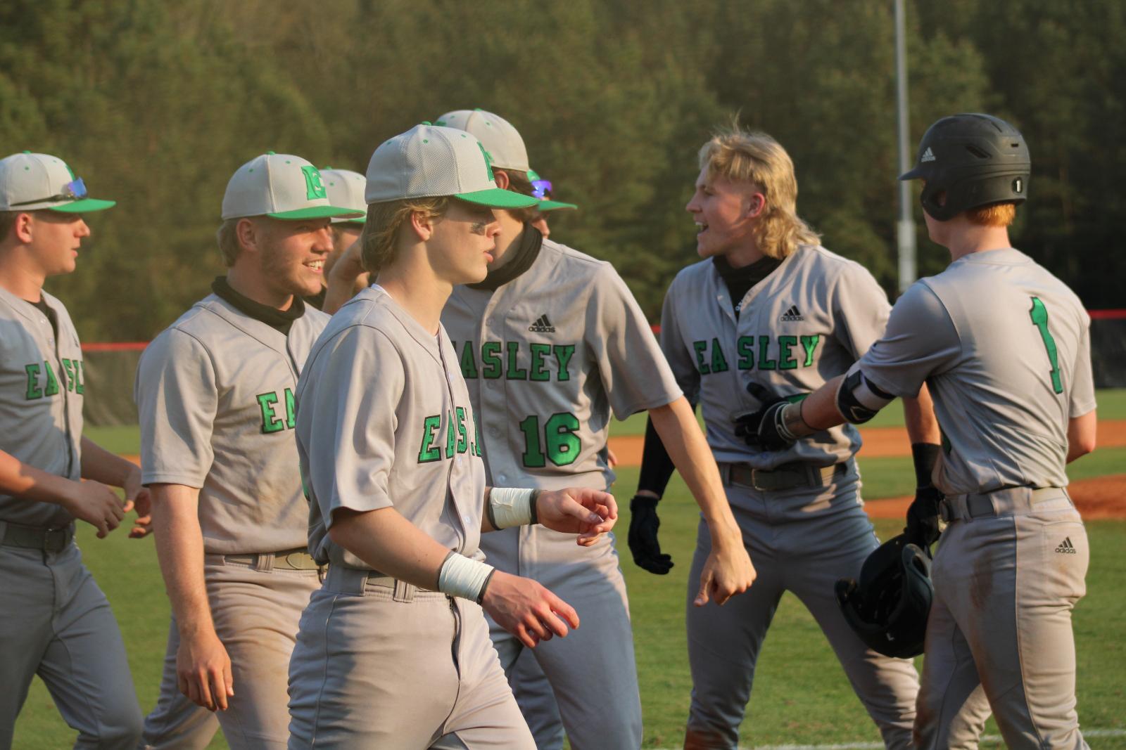 PHOTO GALLERY: Varsity Baseball vs JL Mann