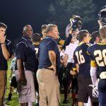 2015 Varsity Football vs Mason