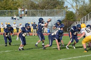 2015 DeWitt Vs Owosso Freshman Football