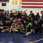 Congratulations to the DeWitt Varsity Wrestling team –  2016 CAAC Red Division Co-Champions