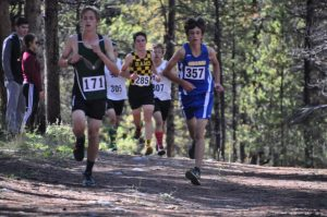 XC @ Lake County Invitational 9/5/15