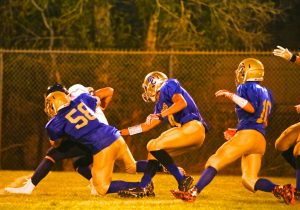 Football HC vs Cornerstone Christian 9/11/15