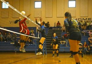 Volleyball vs DSST 9/15/15