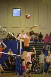 Volleyball vs Bennett 10/1/15
