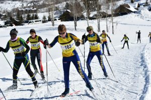 Ski Meet Cordillera 2/6/16