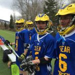 Clear Creek High School Boys Varsity Lacrosse falls to Vail Mountain – Bus 2:00PM 22-2