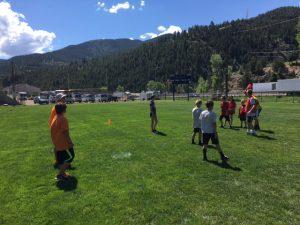 Future Golddigger Football Camp 2016
