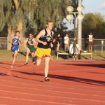 Glendale Prep High School Track Competes in Westside Invitational