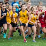 MS Cross Country finishes strong in first meet of the season