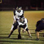 Glendale Preparatory Academy Varsity Football falls to Antelope Union High School 14-12