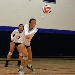 Glendale Preparatory Academy Girls Varsity Volleyball beat Sedona Red Rock High School 3-0