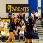 Glendale Preparatory Academy Girls Varsity Volleyball beat Camp Verde High School 3-0
