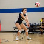 Glendale Preparatory Academy Girls Junior Varsity Volleyball beat Paradise Honors High School 2-0