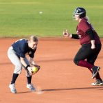 Girls Middle School Softball falls to The Odyssey Institute 18 – 3