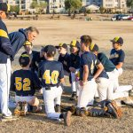 Boys Middle School Baseball falls to Trivium Preparatory Academy 11 – 1