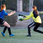 Girls Middle School Soccer falls to Paradise Honors Middle School 5 – 0