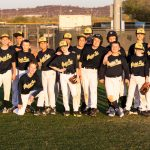 Boys Middle School Baseball falls to Arete Preparatory Academy 16 – 4
