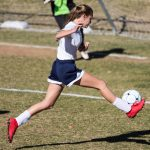 Girls Varsity Soccer beats Paradise Honors 4 – 2